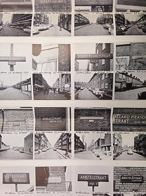 Atlas voor een Nieuwe Metropool, Editie 3. (Het Rotterdam/Amsterdam Stratenproject van Wim ...