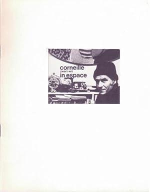 Corneille zwart-wit in Espace. FINE COPY/SIGNED.: Corneille -