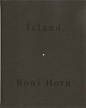 Pooling Waters (Ísland: To Place 4: Two Volumes).MINT COPIES.: Horn, Roni -