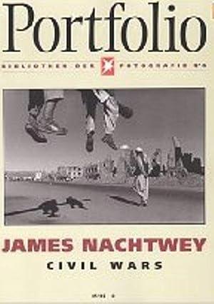 James Nachtwey: Civil Wars. PRISTINE/PUBLISHER'S SHRINKWRAPPED.: Nachtwey, James -