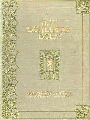 Het Schildersboek: Nederlandsche Schilders der Negentiende Eeuw in Monographieën door ...