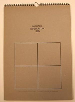 gorcumse kunstkalender 1978.: water, johan van de (lay-out).