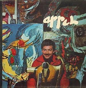 Karel Appel. Painter. SIGNED.: Appel, Karel -
