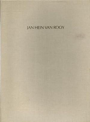Kleurlitho's van Jan Hein van Rooy.: Rooy, Jan Hein van (Voorburg, 1940) - Weelden, Leen van [...