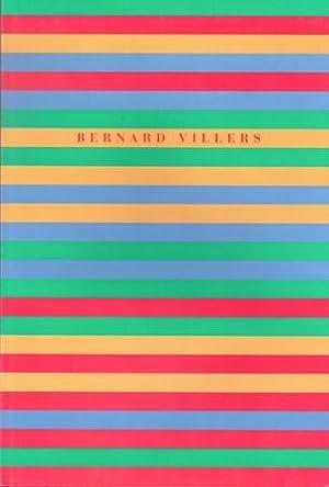 Bernard Villers: un peu, beaucoup. VERY FINE COPY.: Villers, Bernard - Panhuysen, Paul [ed.].