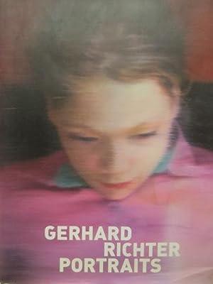 Gerhard Richter: Portraits, Painting Appearances. FINE COPY.: Richter, Gerhard - Gronert, Stefan.