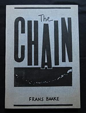 The Chain - Illusions - Aleutians: Frans Baake. SIGNED.: Baake, Frans (Delden, 1958).