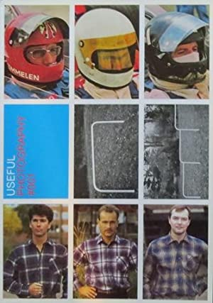 Useful Photography 001. (No. 1). VERY FINE COPY.: Aarsman, Hans; Claudia De Cleen, Julian Germain, ...