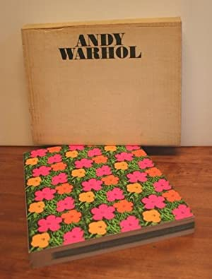 Andy Warhol. IN CARDBOARD SLIPCASE.: Warhol, Andy -