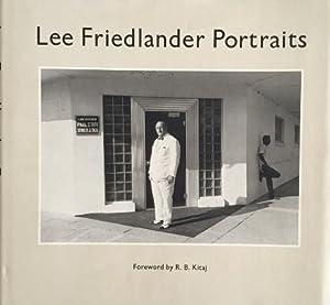 Lee Friedlander Portraits. FINE COPY.: Friedlander, Lee -