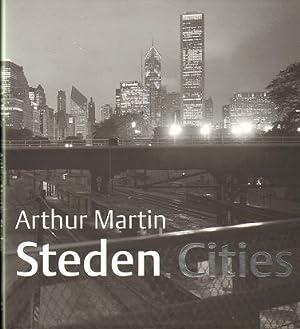 Arthur Martin: Steden/Cities. SIGNED COPY DELUXE/AS NEW.: Martin, Arthur - Schouten, Wim ...