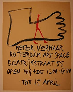 Peter Verhaar Rotterdam Art Space'.: Verhaar, Peter (Aalsmeer, 1956).