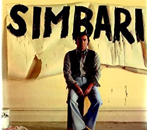 Simbari. SIGNED/MINT COPY HOUSED IN CARDBOARD SLIPCASE + LITHOGRAPH.: Simbari, Nicola - ...