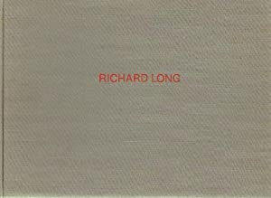 Richard Long. PRISTINE UNOPENED COPY, STILL IN PUBLSHER'S WRAP.: Long, Richard -