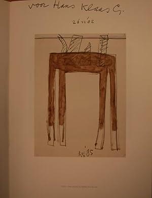 Klaas Gubbels: Schilderijen - Werken op papier 1985-1990. SIGNED.: Gubbels, Klaas - Wansink, B.