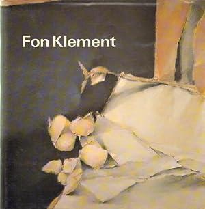 Fon Klement. (SIGNED).: Klement, Fon - Monnikendam, J., H. Woestenburg & D. de Herder.