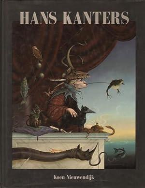 Hans Kanters. SIGNED WITH DRAWING.: Kanters, Hans - Nieuwendijk, Koen.++