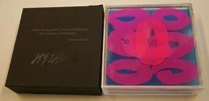 Lu Luo: vormen op perspex in zeefdruk. Zhuang Hong Yi: inkt op rijstpapier.: Zhuang Hong Yi & Lu ...