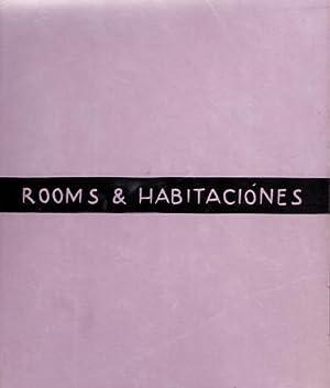 Frans Baake: Rooms & Habitaciónes. MINT COPY.: Baake, Frans (Delden, 1958).