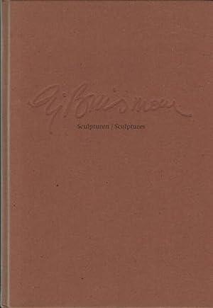 Sjoerd Buisman: Sculpturen/Sculptures. AS NEW + EXTRA.: Buisman, Sjoerd - Pelsers, Lisette.