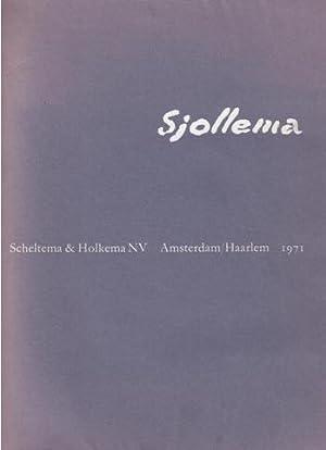 Sjollema. + ADDENDA.: Sjollema, Johan Sybo -
