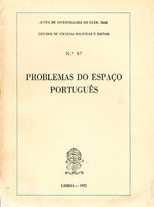 Problemas do espaço português. (Curso de extensão