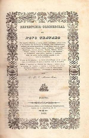 Repertorio commercial ou novo tratado das moedas: REIS, D. L.