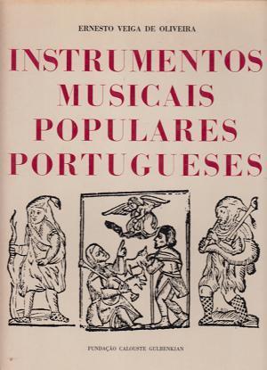 Instrumentos musicais populares portugueses: OLIVEIRA, Ernesto Veiga