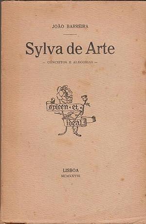 Sylva de Arte. Conceitos e Alegorias: BARREIRA, João, 1866-1961