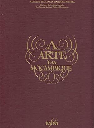 A Arte em Moçambique. Art in Mozambique.: PEREIRA, Alberto Feliciano