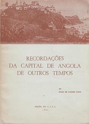 Recordações da capital de Angola de outros: LOPO, Júlio de