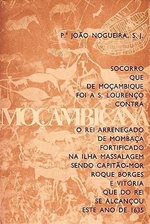 Socorro que de Moçambique foi a S.: NOGUEIRA, João, 1603-1643,