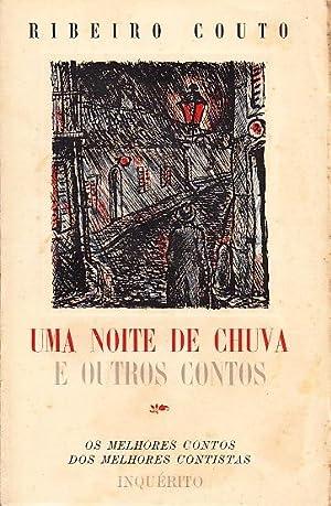 Uma noite de chuva e outros contos.: COUTO, Ribeiro, (Santos
