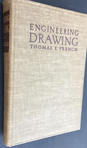 A Manual of Engineering Drawing for Students: French, Thomas