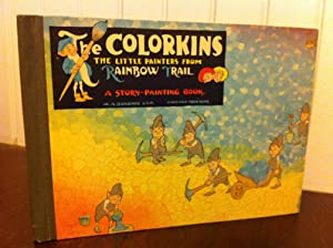 The Colorkins: The Little Painters from Rainbow