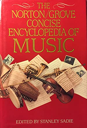 The Norton/Grove Concise Encyclopedia of Music: Sadie, Stanley