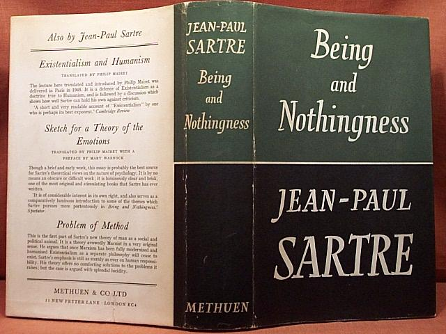 a biography of jean paul sartre a pivotal character in the creation of existentialism