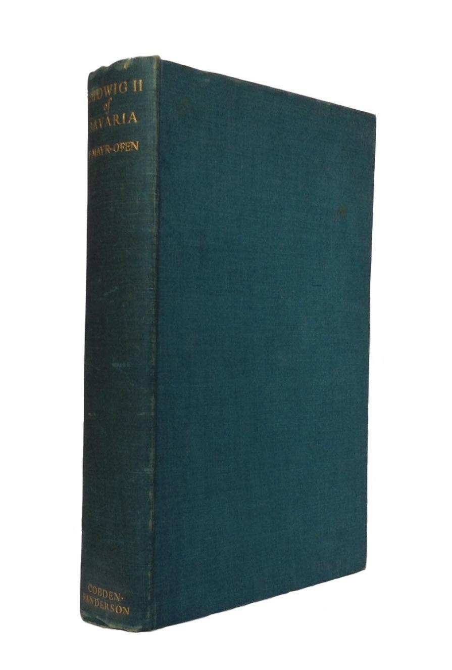 otto mayr - first edition - abebooks