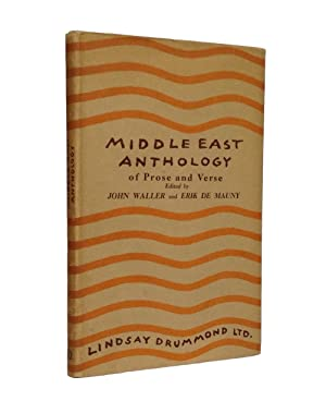 Middle East Anthology of Prose and Verse.: Heartfield. - Waller,