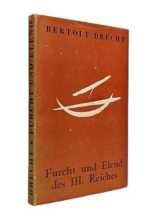 Furcht und Elend des III. Reiches. 24: Brecht, Bertolt.