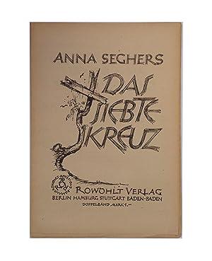 Das siebte Kreuz.: Seghers, Anna.
