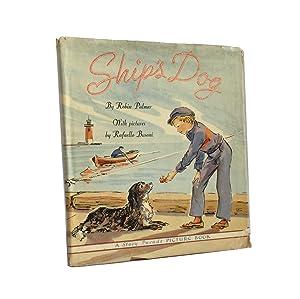 Ship's Dog. With pictures by Rafaello Busoni.: Busoni, Rafaello (Illustrator).