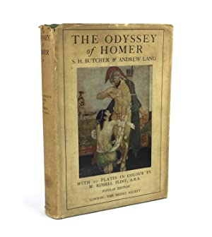 The Odyssey of Homer. Rendered into English: Flint, W[illiam] Russell