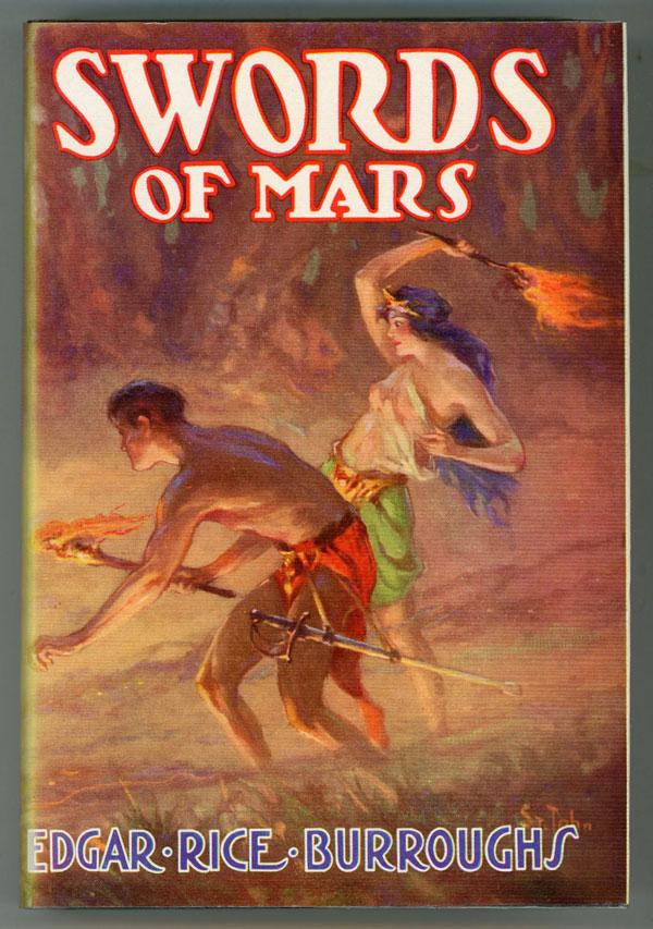 SWORDS OF MARS .: Burroughs, Edgar Rice
