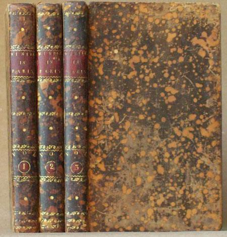 A WINTER IN PARIS; OR MEMOIRS OF MADAME DE C****; WRITTEN BY HERSELF. IN THREE VOLUMES .: Anonymous