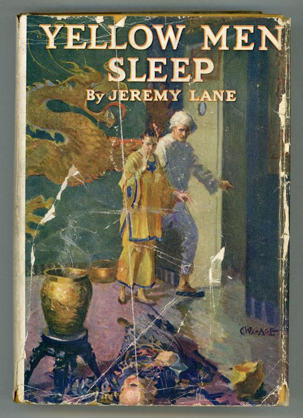YELLOW MEN SLEEP: Lane, Jeremy
