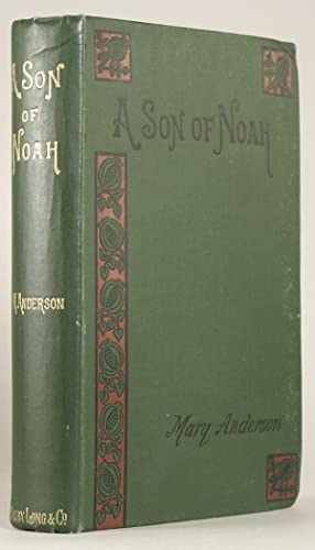A SON OF NOAH: Anderson, Mary
