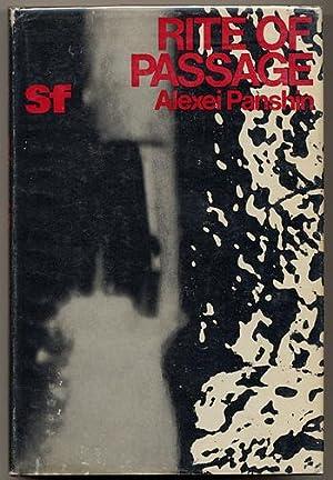 RITE OF PASSAGE .: Panshin, Alexei