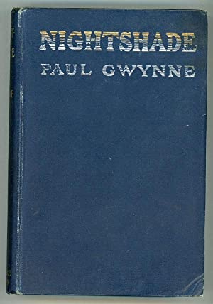 NIGHTSHADE. By Paul Gwynne [pseudonym] .