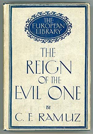 THE REIGN OF THE EVIL ONE. Authorized Translation by James Whitall. With an Introduction by Ernest ...